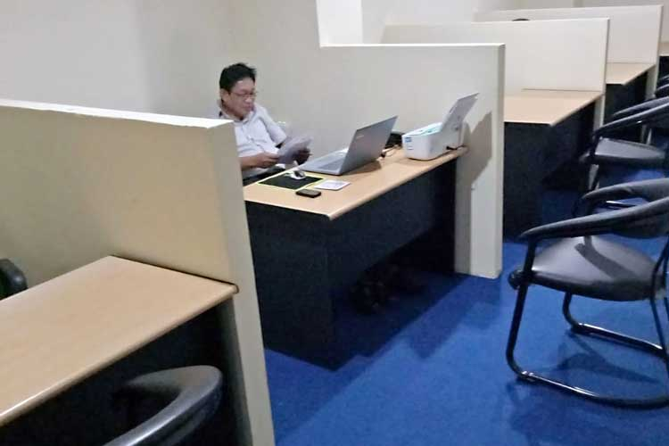 Sewa Domisili Kantor Bersama